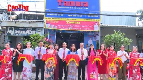 Khai trương Siêu thị nước sơn Tamura tại phường 8, TP Cà Mau
