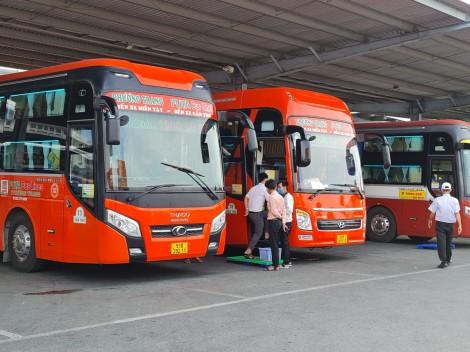Đảm bảo an toàn, tăng phương tiện phục vụ người dân đi lại dịp Tết