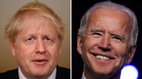 Tân Tổng thống Mỹ cam kết tăng cường quan hệ với Anh và NATO