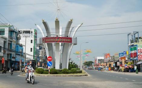 Thị trấn Cờ Đỏ vươn lên xứng tầm đô thị trung tâm huyện