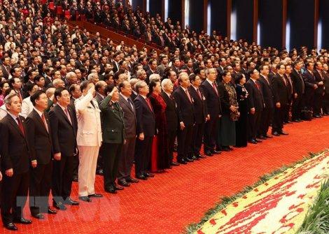 Dấu mốc quan trọng trong quá trình phát triển của Đảng, dân tộc