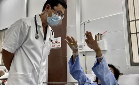 Can thiệp sớm, điều trị thành công cho bệnh nhân đột quỵ thiếu máu não