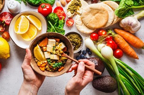 Những cách giúp bạn giảm ăn thịt  đơn giản và dễ thực hiện