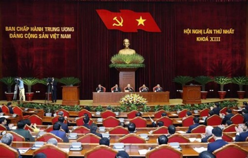 Foreign media outlets report on election of Vietnam's new leadership