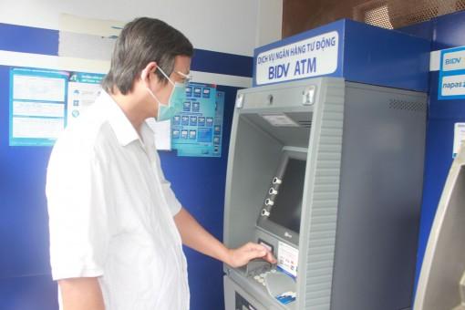 Đảm bảo tốt nhu cầu thanh toán, rút tiền mặt của người dân