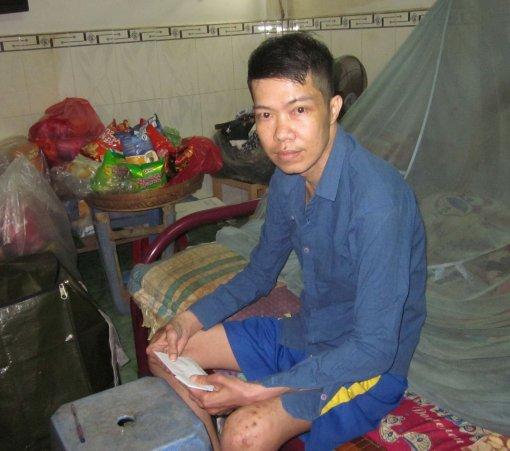 Bạn đọc giúp đỡ anh Minh Trung