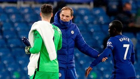 Chelsea hồi sinh dưới bàn tay Tuchel