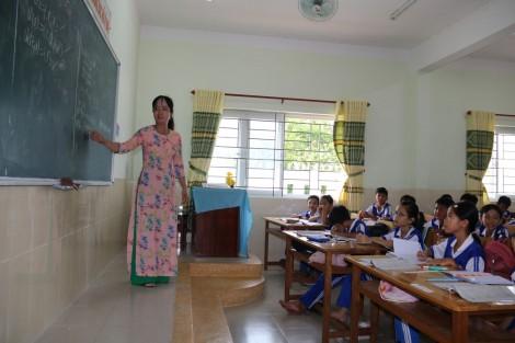 Thực hiện lộ trình nâng chuẩn giáo viên giai đoạn 2020-2025
