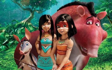 """Phiêu lưu cùng """"Ainbo - Nữ chiến binh Amazon"""""""