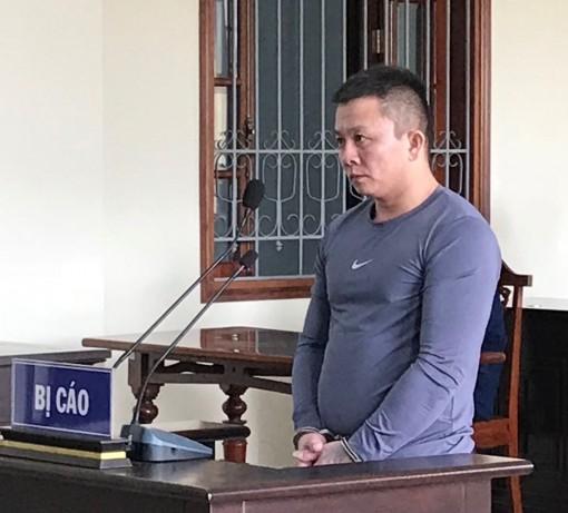 Chém người vì bị khiêu khích, lãnh án 14 năm tù