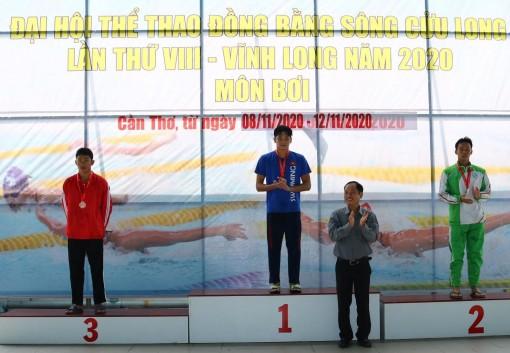 Bơi lội - thế mạnh của thể thao An Giang