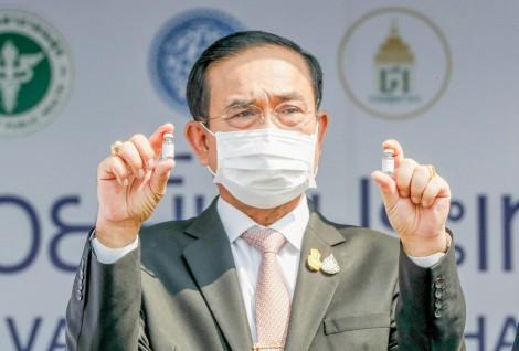 Thái Lan bắt đầu chiến dịch tiêm chủng