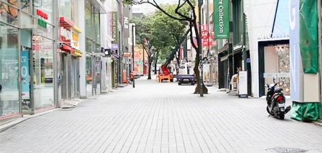 COVID-19 đào sâu khoảng cách giàu, nghèo tại Hàn Quốc
