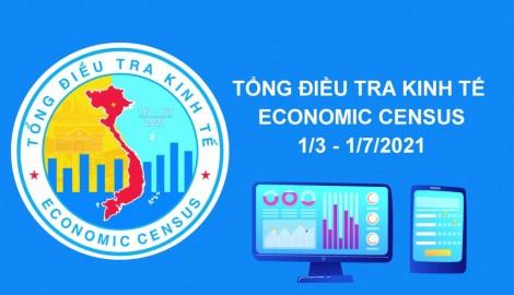 Tiến hành Tổng điều tra kinh tế năm 2021