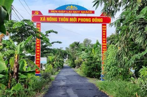 Điểm sáng nông thôn mới ở vùng sâu Vĩnh Thuận