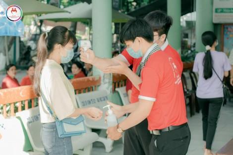 169 người tham gia hiến máu tình nguyện