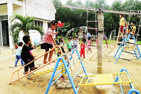 Tăng cường phòng, chống tai nạn thương tích cho trẻ em