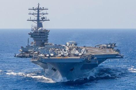 Mỹ tăng cường sức mạnh  ở Ấn Độ Dương - Thái Bình Dương