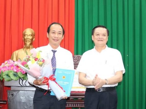 Bổ nhiệm Phó Giám đốc Sở Y tế TP Cần Thơ