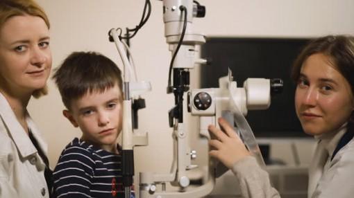 Công nghệ chụp ảnh võng mạc phát hiện sớm trẻ tự kỷ