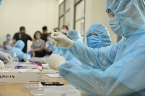 No new COVID-19 cases, infection tally in Vietnam kept at 2,570