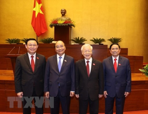 Egyptian media highly evaluates Vietnam's new leadership