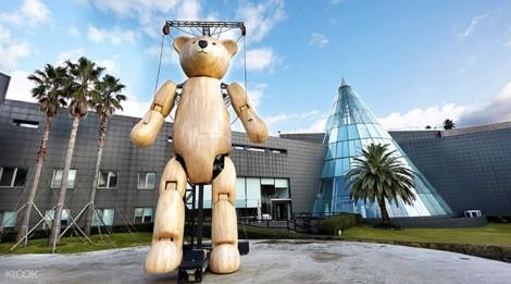 Khám phá những Bảo tàng Gấu ấn tượng nhất thế giới