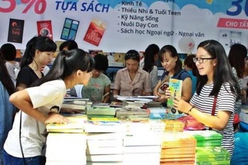 Various activities planned to celebrate 8th Vietnam Book Day