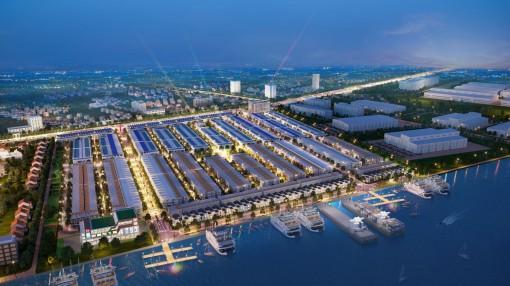 Chính thức công bố Khu dân cư Vạn Phát Sông Hậu:<br> Sống thi vị - đắc giao thương