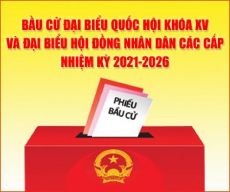 Ô Môn lập danh sách 51 người đủ tiêu chuẩn ứng cử đại biểu HÐND quận