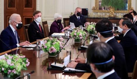 Mỹ - Nhật tăng cường hợp lực đối phó Trung Quốc