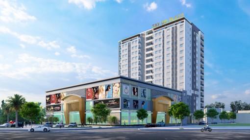 Tây Đô Plaza đón đầu xu hướng an cư, mang làn gió mới cho thị trường bất động sản Hậu Giang
