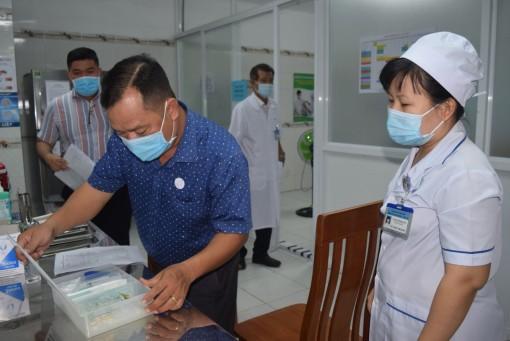 Cần Thơ sẵn sàng cho đợt tiêm vaccine phòng COVID-19