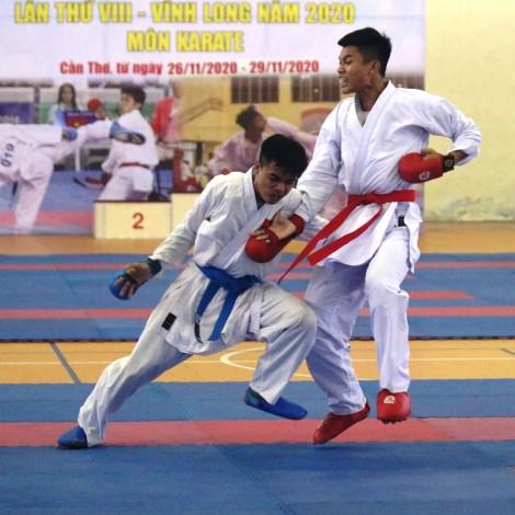 Đồng Tháp tự hào với Karate
