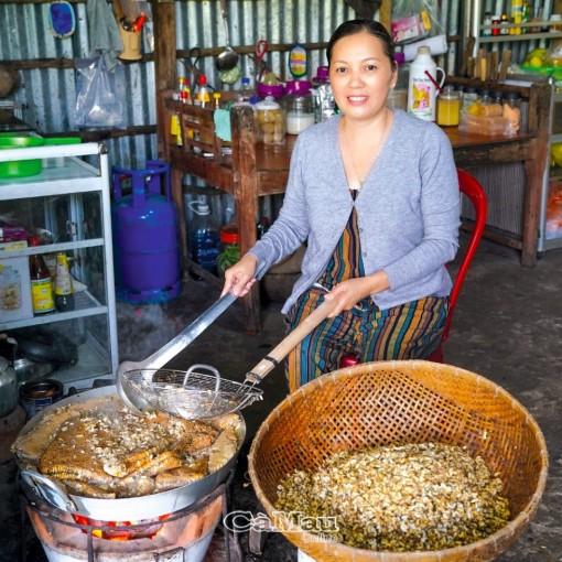 Mắm ong U Minh