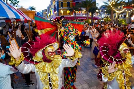 Siêu quần thể Phú Quốc United Center rực rỡ đón chào hàng vạn du khách trong ngày khai trương