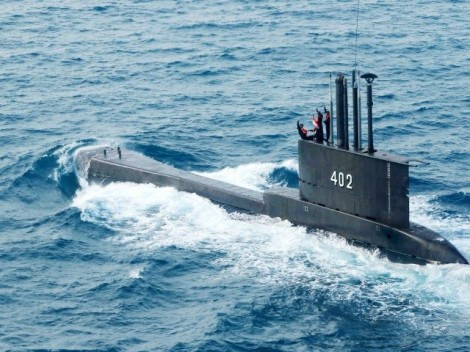 Indonesia tiếp tục tìm kiếm tàu ngầm mất tích