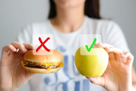 10 quy tắc ăn uống lành mạnh