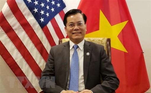Đại sứ Việt Nam dự lễ nhậm chức Tư lệnh INDOPACOM của Mỹ