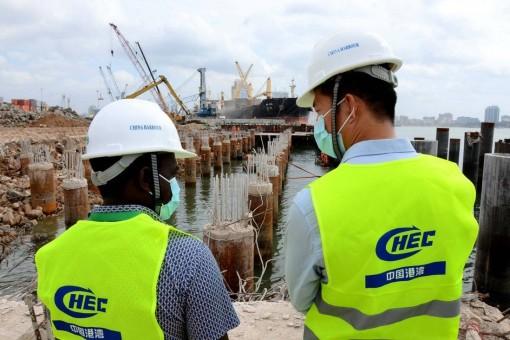 Trung Quốc chiếm lĩnh thị trường xây dựng châu Phi