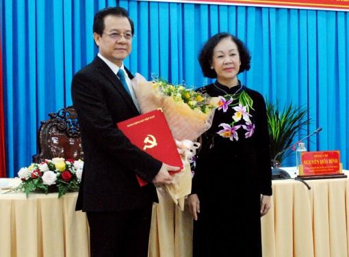 Phó Chánh án Thường trực Tòa án Nhân dân Tối cao làm Bí thư Tỉnh ủy An Giang