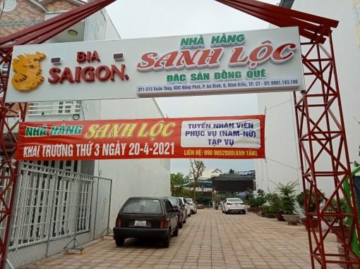 Khám phá thế giới ẩm thực Nhà Hàng Sanh Lộc