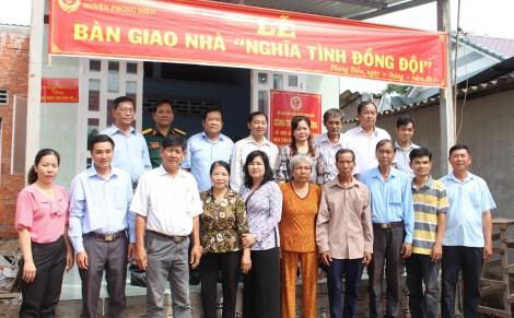 Cựu chiến binh TP Cần Thơ thi đua chào mừng bầu cử