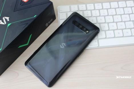 Xiaomi Black Shark 4 giá chỉ 10.6 triệu nhưng đi cùng nhiều nâng cấp ấn tượng