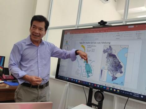 Ðẩy mạnh truyền thông Nghị quyết 120/NQ-CP của Chính phủ về phát triển bền vững ÐBSCL thích ứng với biến đổi khí hậu