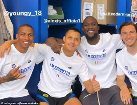 Những người cũ của Man United tại Inter