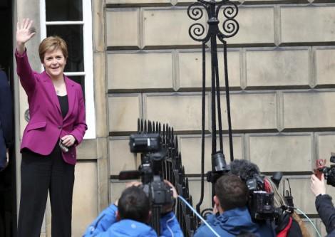 Scotland lại muốn trưng cầu dân ý về độc lập