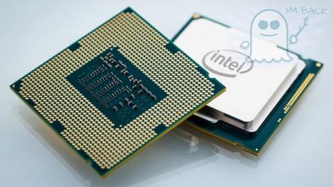 """""""Bóng ma"""" mới trong CPU Intel và AMD"""