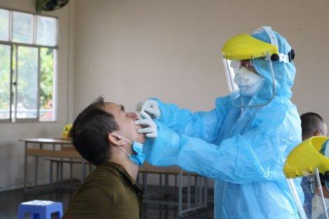 Cần Thơ: Trường hợp F1 của ca bệnh ở Hà Nội âm tính với SARS-CoV-2