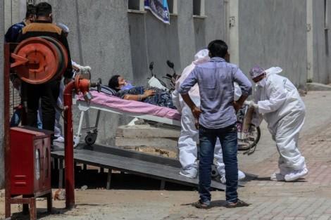 Tâm trạng tuyệt vọng bao trùm Ấn Độ